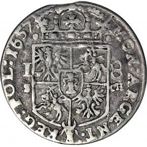 Jan Kazimierz, Ort 1657, Kraków