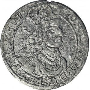 R-, Jan Kazimierz, Szóstak 1660 Bydgoszcz