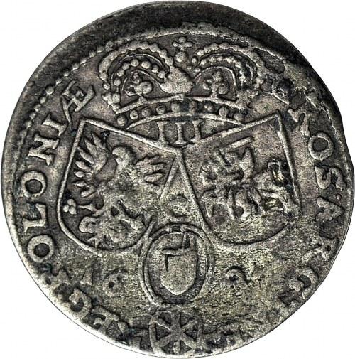 R-, Jan III Sobieski, Trojak 1684, Kraków, R3