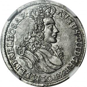 RR-, August II Mocny, Szóstak koronny 1706, Moskwa