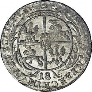 August III Sas, Ort 1754, efraimek
