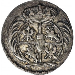 RR-, August III Sas, 1/24 talara 1760 L