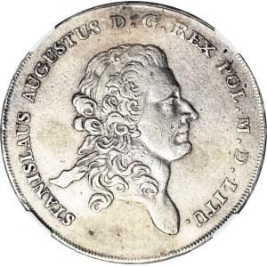R-, Stanisław A. Poniatowski, Talar 1779, Warszawa, R2