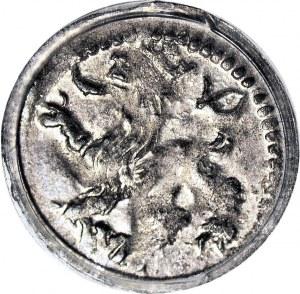 R-, Śląsk, Ludwik Jagiellończyk 1516 – 1526, Halerz, Wrocław