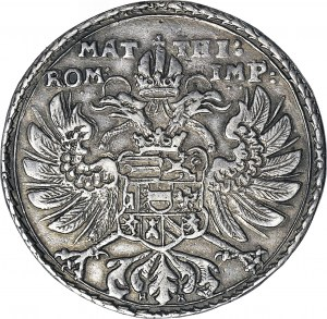RR-, Śląsk, Miasto Lwówek, Talar okolicznościowy 1615, Wrocław