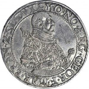 RR-, Śląsk, Księstwo Karniowskie, Jerzy Fryderyk 1543-1603, Talar 1588, Karniów, R5