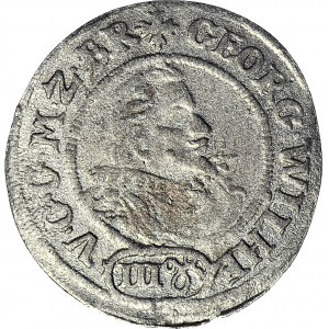 Jerzy Wilhelm 1619-1640, 3 grosze kiperowe 1623, Krosno Odrzańskie