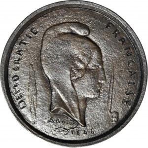 Zabór Austriacki, medal 1846, Rzeź Galicyjska ex Herstal