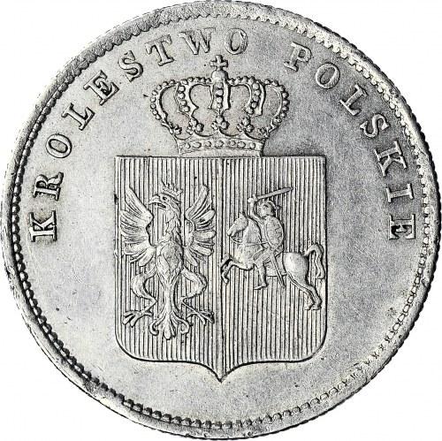 Powstanie Listopadowe, 2 złote 1831, piękne
