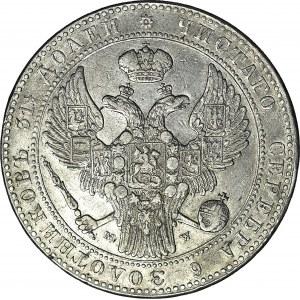 Zabór Rosyjski, 10 złotych = 1 1/2 rubla 1841, Warszawa