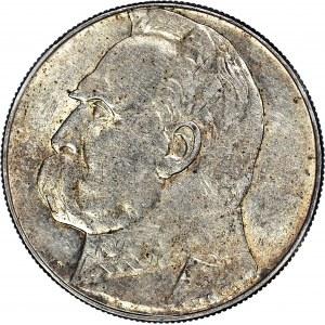 10 złotych 1938, Piłsudski, menniczy