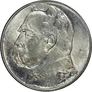 10 złotych 1939, Piłsudski, menniczy