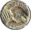 2 złote 1924 Żniwiarka, literka H (Birmingham), cienka szyja, mennicza