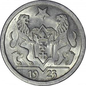 Wolne Miasto Gdańsk, 2 guldeny 1923, mennicze