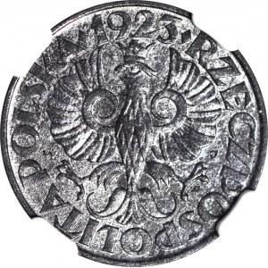 20 groszy 1923, Okupacja, mennicze