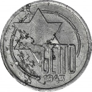 Kolekcja specjalistyczna GETTO, 10 Marek 1943, GDA 9/4c wczesna faza
