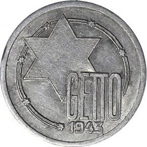 Kolekcja specjalistyczna GETTO, 10 Marek 1943, GDA 11/2