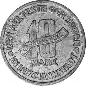 Kolekcja specjalistyczna GETTO, 10 Marek 1943, GDA 6b/4b