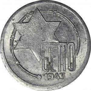 Kolekcja specjalistyczna GETTO, 10 Marek 1943, GDA 10/5a