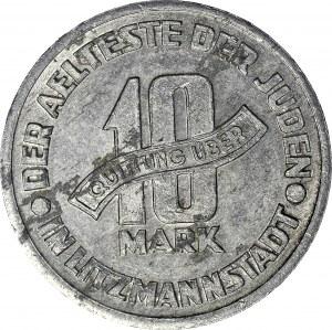 Kolekcja specjalistyczna GETTO, 10 Marek 1943, GDA 5b/4a kropka