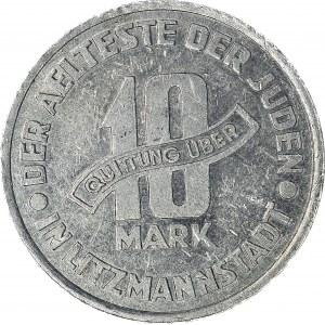 Kolekcja specjalistyczna GETTO, 10 Marek 1943, GDA 2a/1a (płytkie/głębokie)