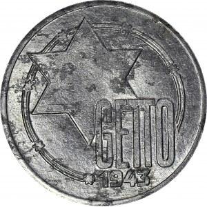 Kolekcja specjalistyczna GETTO, 10 Marek 1943, GDA 2a/1c (płytkie/głębokie - późna faza)