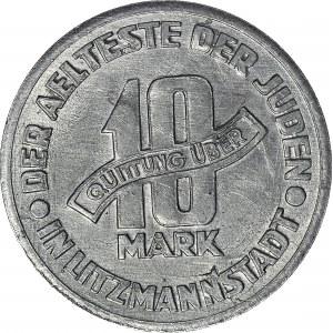 Kolekcja specjalistyczna GETTO, 10 Marek 1943, GDA 4/3c (głębokie/głębokie - późna faza)
