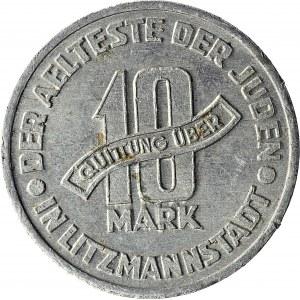 Kolekcja specjalistyczna GETTO, 10 Marek 1943, GDA 3a/2