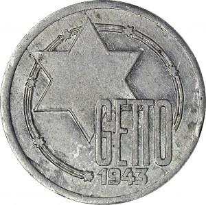 Kolekcja specjalistyczna GETTO, 10 Marek 1943, GDA 3b/2