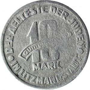 Kolekcja specjalistyczna GETTO, 10 Marek 1943, GDA 12c/5b RZADKOŚĆ!!!