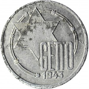 Kolekcja specjalistyczna GETTO, 10 Marek 1943, GDA 11/5b