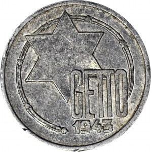 Kolekcja specjalistyczna GETTO, 5 Marek 1943, skrętka 50 stopni w lewo