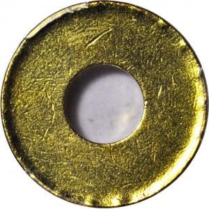 RRR-, 2 złote 2000, Milenium, blank typu 2-go z anpisem na rancie