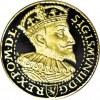Replika dukata malborskiego 1592 w złocie