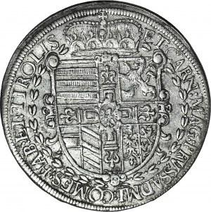 Austria, arcyksiążę Maksymilian III, Talar 1613, Hall