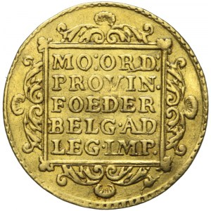 Holandia, Niderlandy, Dukat 1761