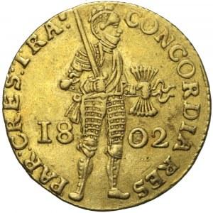 Holandia, Republika Batawska, Dukat 1802, Utrecht