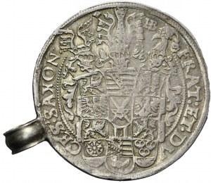 Niemcy, Saksonia, Talar 1594, Drezno
