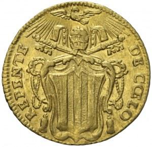 Watykan, Dukat 1748, Benedykt XIV, Rzym