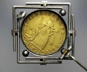 Węgry, 2 dukaty 1764, Maria Teresa, Kremnica