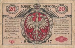 20 marek 1916 jenerał, ser. A