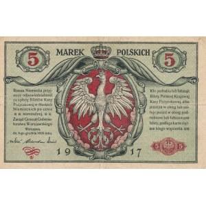 5 marek 1917 Generał, ser. A