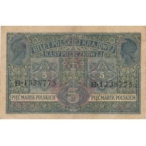 5 marek 1917 Generał, ser. B