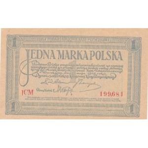 1 marka 17.05.1919r. ICM