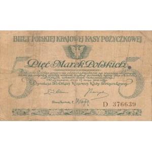 5 marek 17.05.1919r., Głowacki, ser. D