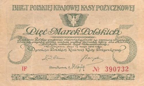 5 marek 17.05.1919r., Głowacki, ser. IF