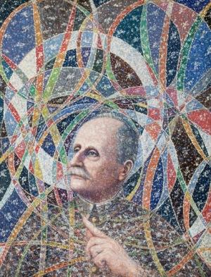 Bolesław Biegas, GENERAŁ MICHEL JOSEPH MAUNOURY, 1945 – 1946
