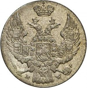 Zabór rosyjski, Królewstwo Polskie, 10 groszy 1840, MW