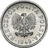 zestaw, 10 gr 1949 MN, 10 gr 1949 Al.