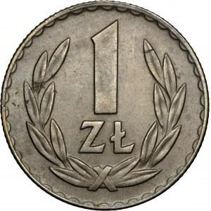 zestaw, 1 zł 1949 Al., 1 zł 1949 MN